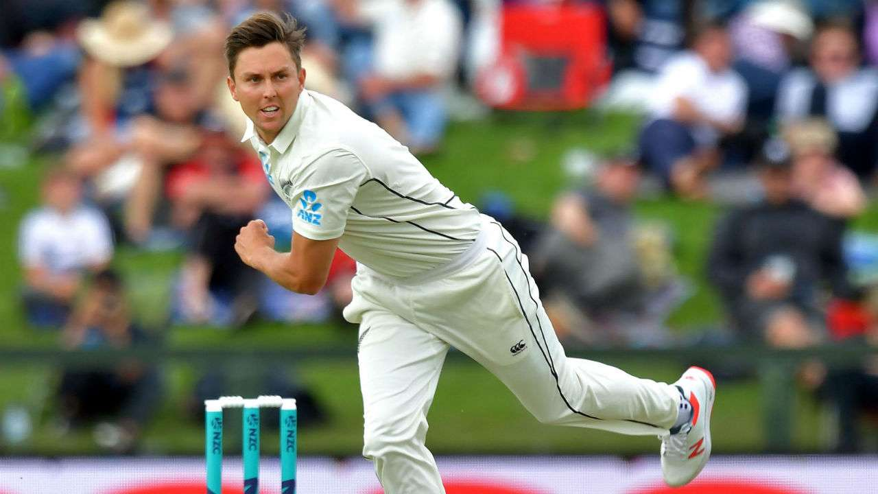 Fewest balls by a bowler in Tests to take five wickets