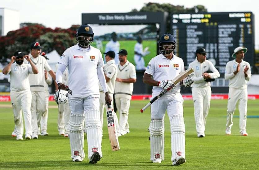 Sri Lankan duo achieve rare feat