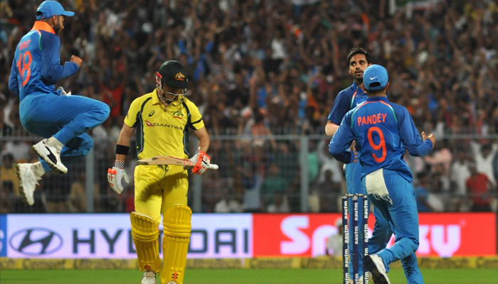 Highest run-scorers in India vs Australia ODIs