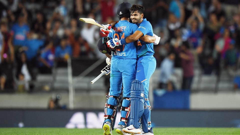 RECAP OF INDIA'S 5 MATCH T20 SERIES AGAINST NEW ZEALAND