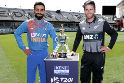 PREVIEW OF INDIA'S 5 MATCH T20 SERIES AGAINST NEW ZEALAND