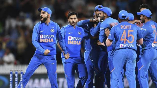 India whitewash New Zealand; wins 5-0
